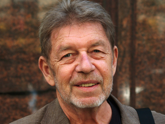 Pete Hamill  Photo by Davi dShankbone
